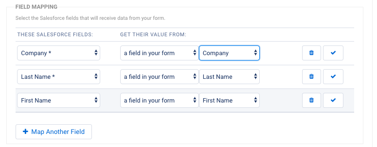 Salesforce Web to Lead Form Builder Tutorial With FormAssembly