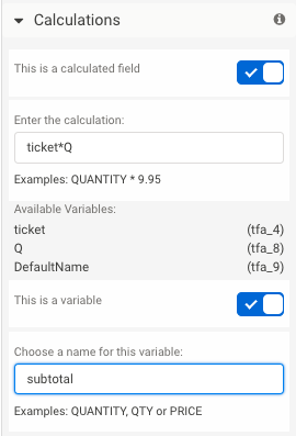 Tutorial: How to Use Calculations and Repeating Sections in