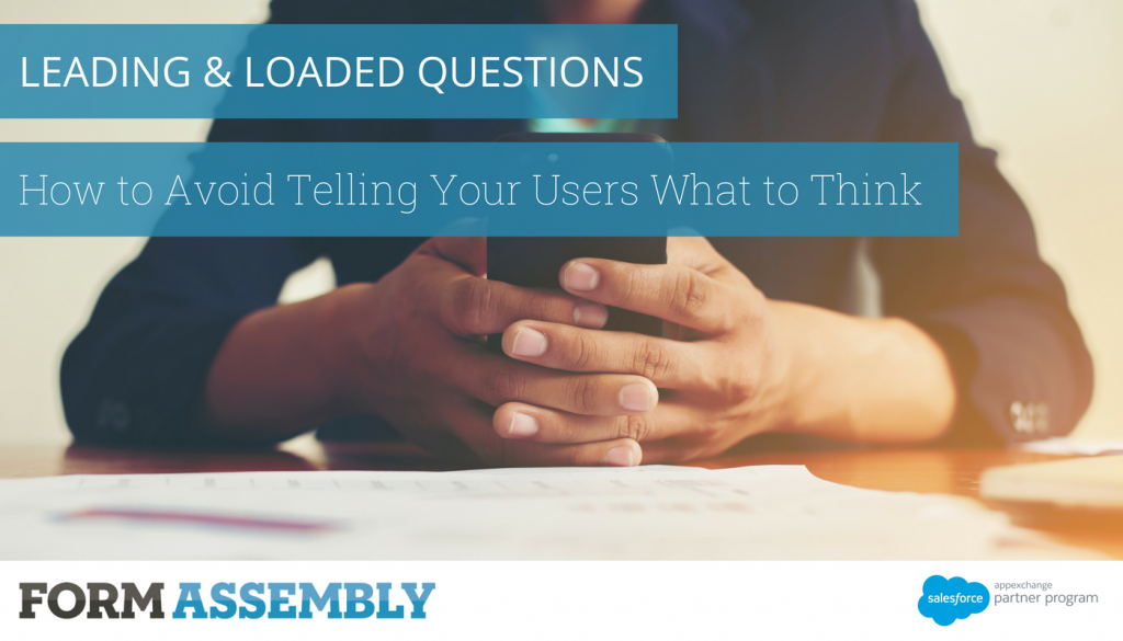 Blog- Leading & Loaded Questions (2)