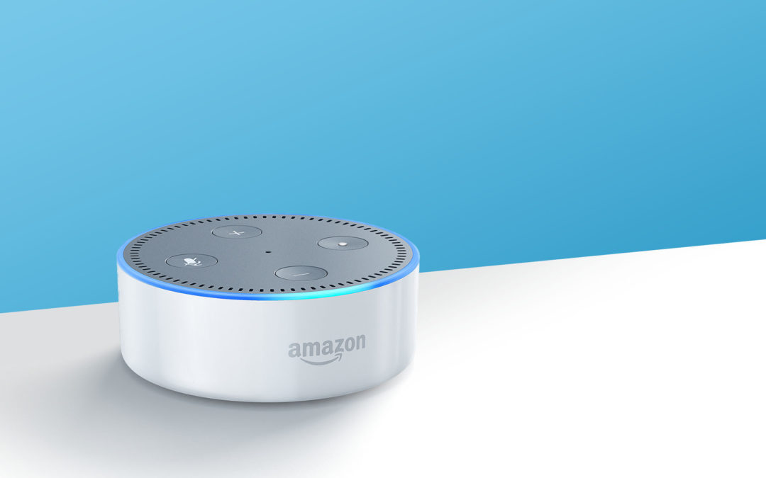 Dreamforce Giveaway: 3 Chances to Win an Alexa Dot