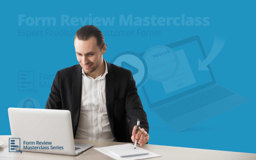 [Webinar Recap] Form Review Masterclass: The Form Builder