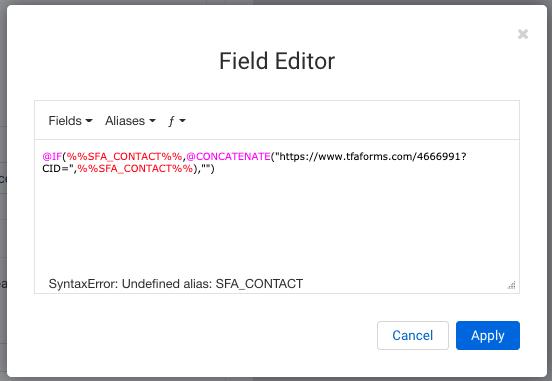 Two-Form-Security Blog-Form-1-Redirect-Formula-Screenshot